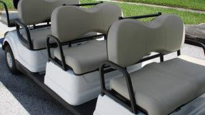 Multi-Passenger Golf Carts