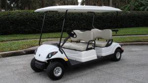 4-Passenger Golf Cart