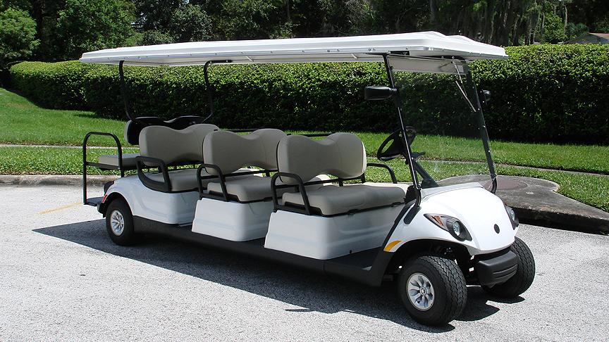 6-Passenger Golf Carts