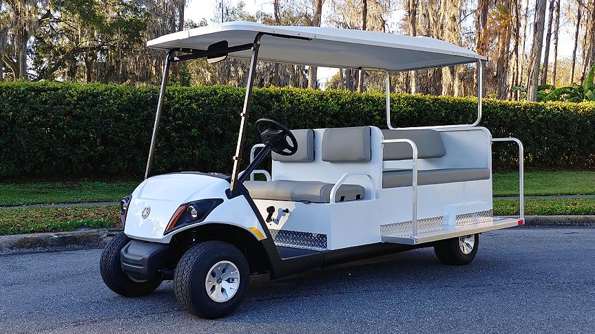 8-Passenger Golf Carts