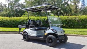 Custom Yamaha Drive Golf Cart