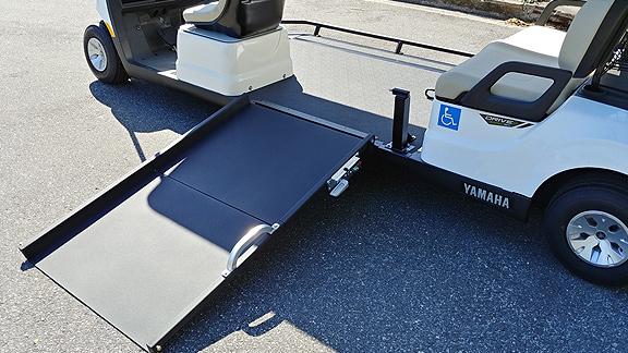 Duo Wheelchair Ramp