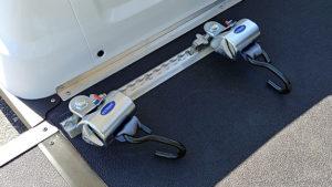 Golf Cart Wheelchair Restraints